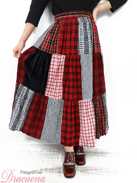 Women's Clothing Clothes, Shoes & Accessories Diplomatic Red Tartan Skirt 14