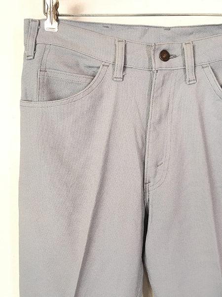 [2] 古着 80s Levi's STA-PREST 517 ホップサック スタプレ パンツ ブーツカット W32 L29.5 古着