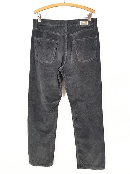 [3] 古着 90s ルーマニア製 HUGO BOSS 5ポケット コーデュロイ パンツ コーズ ストレート W33 L31 古着