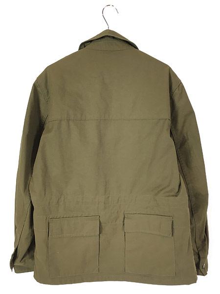 [3] 古着 80-90s チェコ軍 M-85 チンスト バックポケット ミリタリー フィールド ジャケット XL位 美品!! 古着