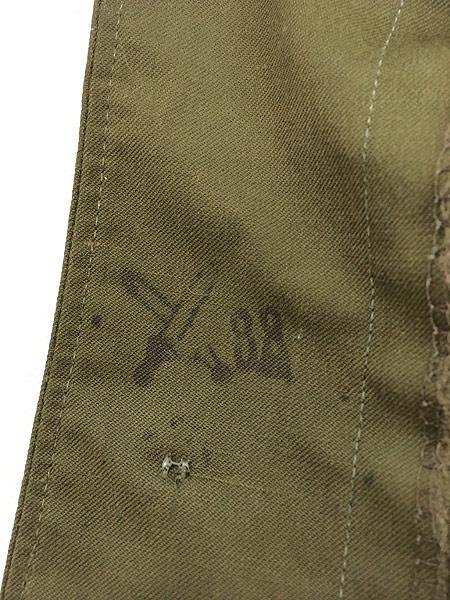 [8] 古着 80-90s チェコ軍 M-85 チンスト バックポケット ミリタリー フィールド ジャケット XL位 美品!! 古着