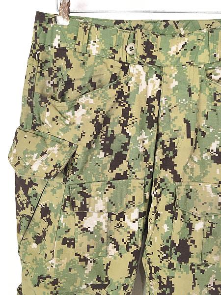 [2] 古着 13s Patagonia 米軍 特殊部隊 SOF Level9 Temperate ミリタリー コンバット パンツ 34R 古着