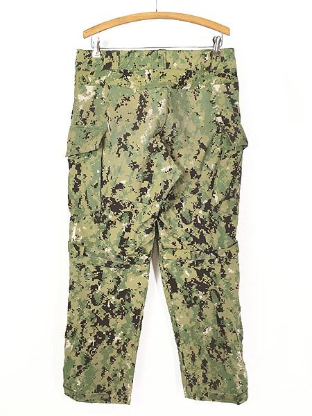 [5] 古着 13s Patagonia 米軍 特殊部隊 SOF Level9 Temperate ミリタリー コンバット パンツ 34R 古着
