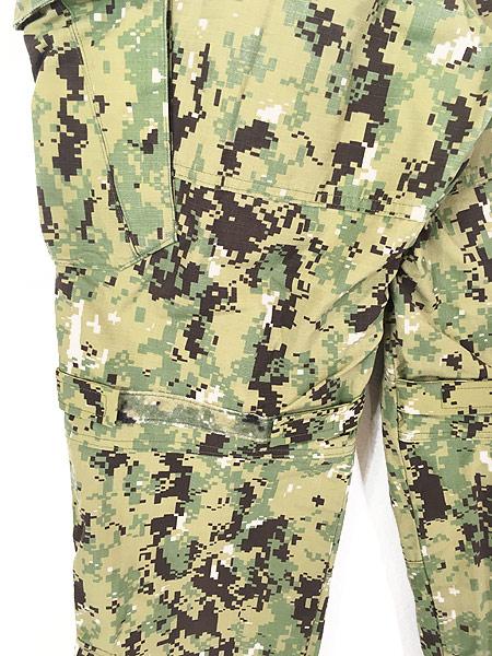 [6] 古着 13s Patagonia 米軍 特殊部隊 SOF Level9 Temperate ミリタリー コンバット パンツ 34R 古着