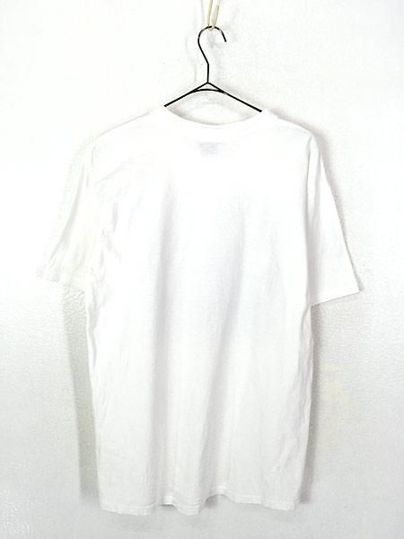 [3] 古着 90s USA製 Robert Therrien 「Screaming Man on Game Show」 BADBOB ポップアート Tシャツ L 古着