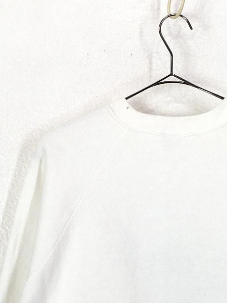 [4] 古着 90s USA製 Crazy Shirts Hawaii 「WORK OUT」 クリバンキャット エクササイズ スウェット L 古着