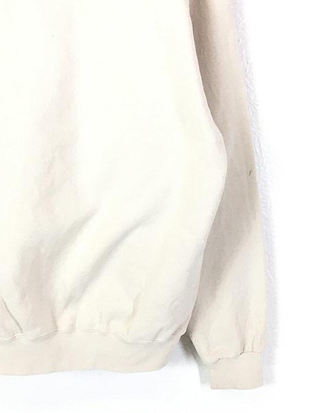 [4] 古着 90s USA製 NIKE スウォッシュ 刺しゅう スウェット パーカー M 古着