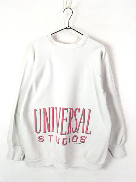 [1] 古着 80s UNIVERSAL STUDIOS オールドスウェット トレーナー XL位 古着