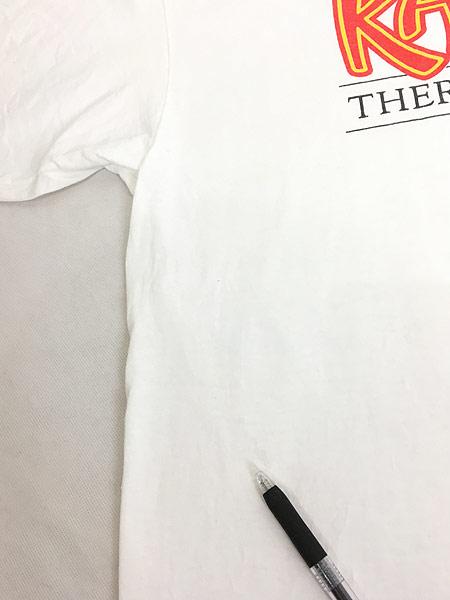 [5] 古着 90s USA製 KAHLUA カルーア リキュール プリント Tシャツ XL 古着