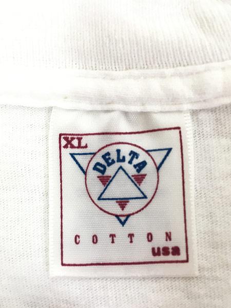[6] 古着 90s USA製 KAHLUA カルーア リキュール プリント Tシャツ XL 古着