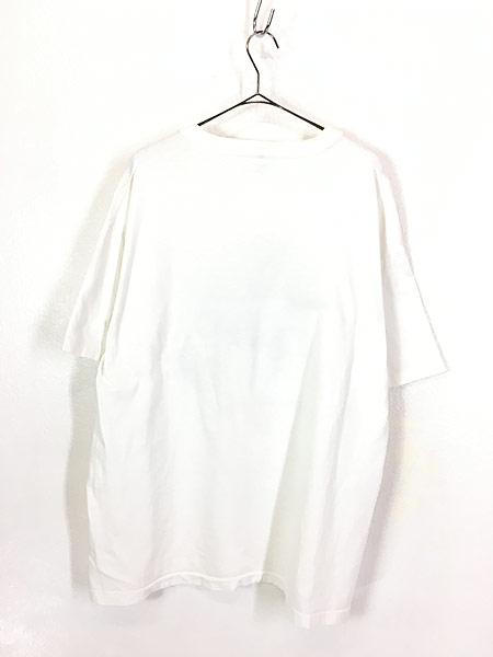[5] 古着 90s USA製 Human-i-Tees ゴリラ モノクロ アート Tシャツ XXL 古着