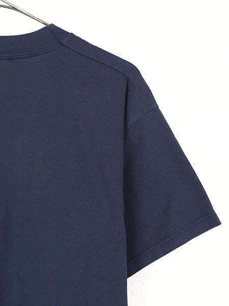 [5] 古着 90s HERSHEY'S チョコレート マスコット シルエット キャラクター Tシャツ L 古着