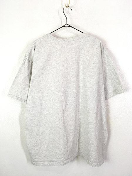 [2] 古着 Carhartt ワンポイント 霜降り ポケット Tシャツ ポケT XL 古着