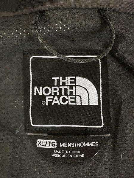 [6] 古着 TNF The North Face ノース 「HyVent」 2way シェル ナイロン ジャケット 青 XL 古着