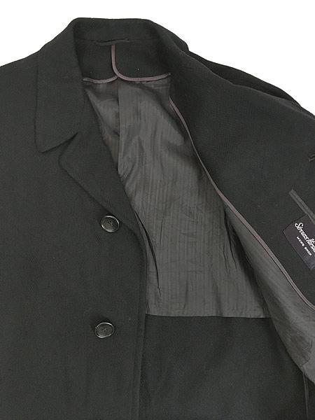 [7] 古着 60s J&F × Strouss Hirshberg's ヘリンボーン織 ウール チェスター バルマカーン コート 40位 美品!! 古着