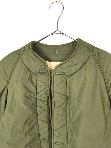 [2] 古着 60s 米軍 USAF 「4889C」 ミリタリー ウール ボア フィールド ライナー ジャケット M-R 美品!! 古着