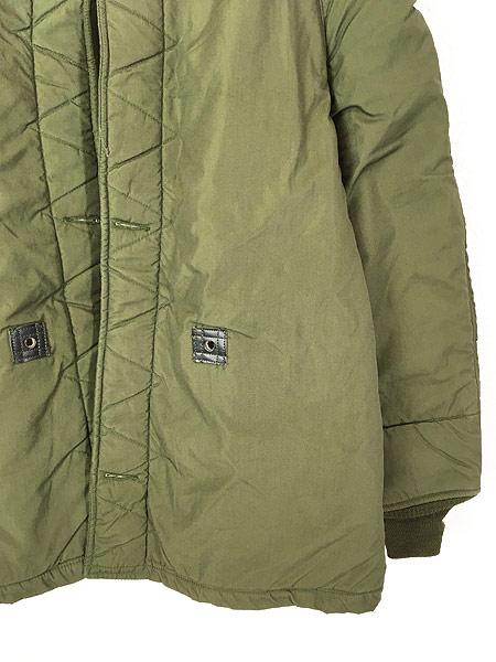 [3] 古着 60s 米軍 USAF 「4889C」 ミリタリー ウール ボア フィールド ライナー ジャケット M-R 美品!! 古着