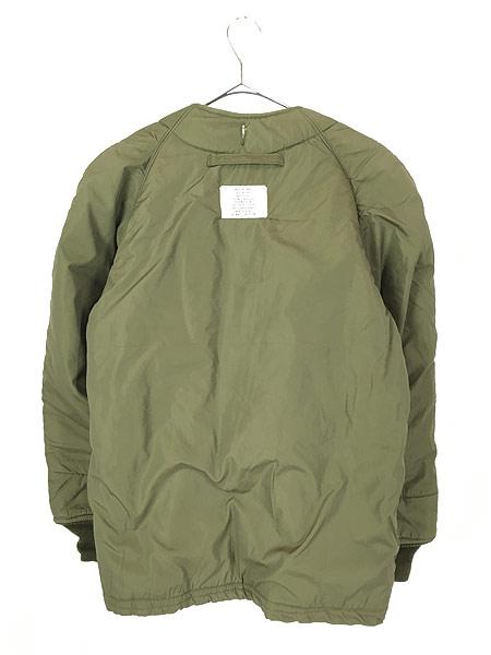 [4] 古着 60s 米軍 USAF 「4889C」 ミリタリー ウール ボア フィールド ライナー ジャケット M-R 美品!! 古着
