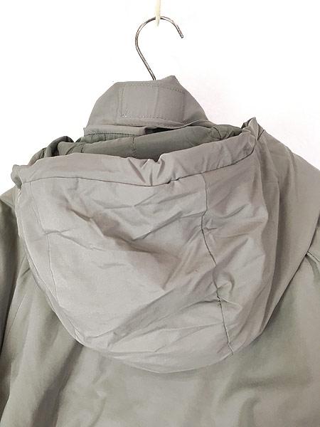 [6] 古着 00s 米軍 USA製 ADS ECWCS GEN3 Level7 マシュマロ ハッピー スーツ パーカー S-S!! 古着