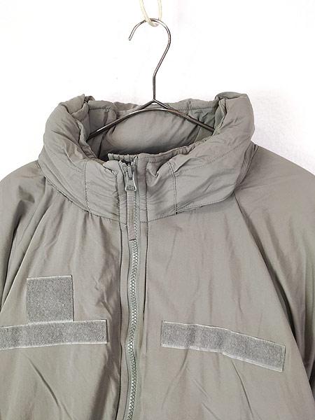 [2] 古着 10s 米軍 ECWCS GEN3 Level7 マシュマロ ハッピー スーツ パーカー L-L 美品!! 古着