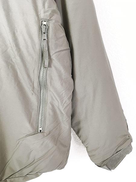 [3] 古着 10s 米軍 ECWCS GEN3 Level7 マシュマロ ハッピー スーツ パーカー L-L 美品!! 古着