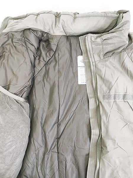 [7] 古着 10s 米軍 ECWCS GEN3 Level7 マシュマロ ハッピー スーツ パーカー L-L 美品!! 古着