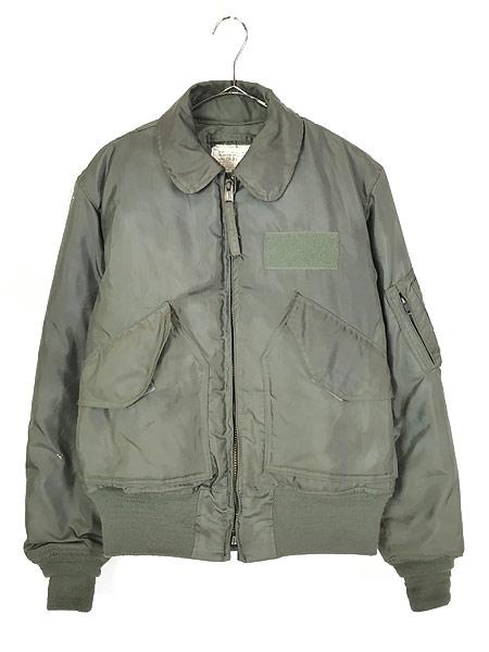[1] 古着 70s 米軍 「最初期 CWU 45/P」 Jacket Flyers Cold Weather ノーメックス フライト ジャケット S 古着