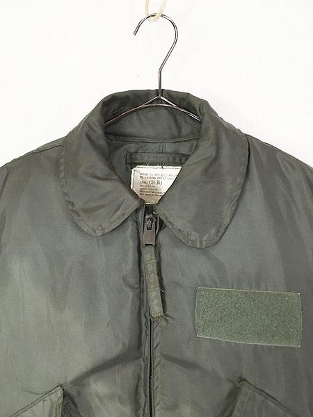 [2] 古着 70s 米軍 「最初期 CWU 45/P」 Jacket Flyers Cold Weather ノーメックス フライト ジャケット S 古着