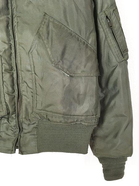 [3] 古着 70s 米軍 「最初期 CWU 45/P」 Jacket Flyers Cold Weather ノーメックス フライト ジャケット S 古着