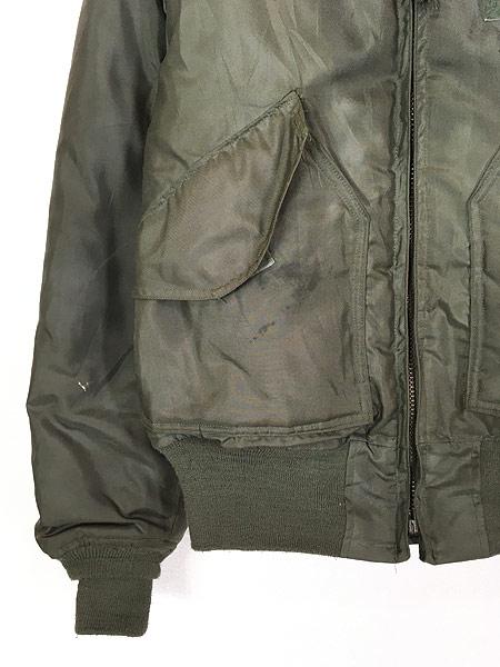 [4] 古着 70s 米軍 「最初期 CWU 45/P」 Jacket Flyers Cold Weather ノーメックス フライト ジャケット S 古着