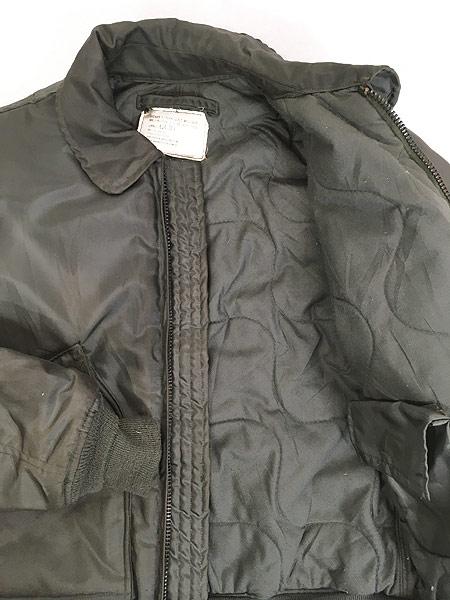 [7] 古着 70s 米軍 「最初期 CWU 45/P」 Jacket Flyers Cold Weather ノーメックス フライト ジャケット S 古着