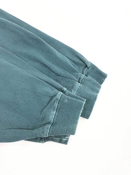 [4] 古着 80s USA製 Eddie Bauer 黒タグ ロングスリーブ ポケット Tシャツ ロンT ポケT L 古着