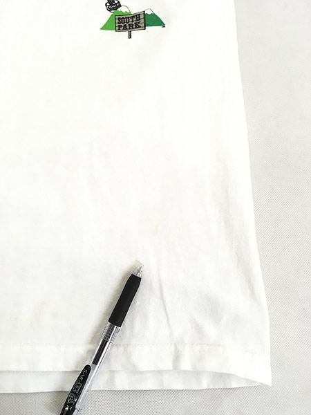 [5] 古着 90s SOUTH PARK サウスパーク アニメ キャラクター Tシャツ XL 古着