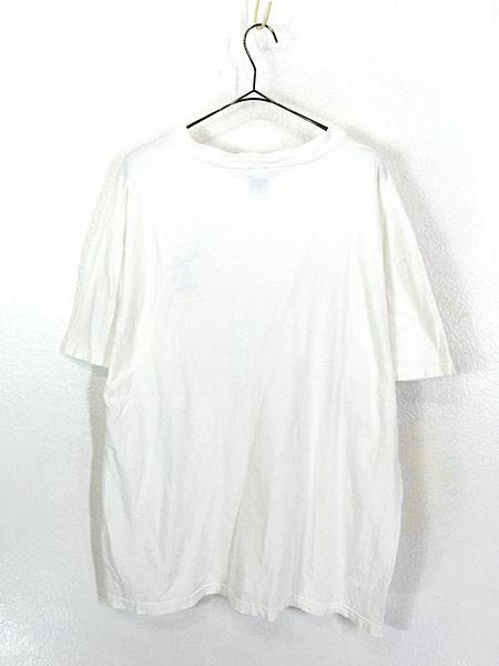 [3] 古着 90s The Disney Store 染み込み ワンポイント ミッキー Tシャツ XL 古着
