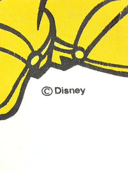 [8] 古着 90s Disney Mickey ミッキー CANADA コスチューム Tシャツ L 古着