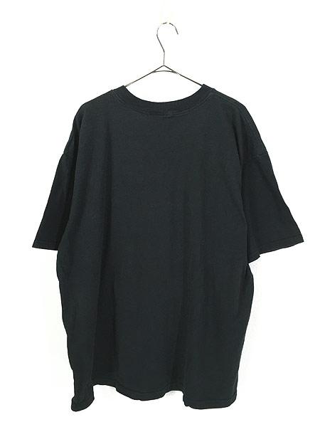 [3] 古着 90s Disney Mickey ミッキー 反射 デザイン Tシャツ XL位 古着