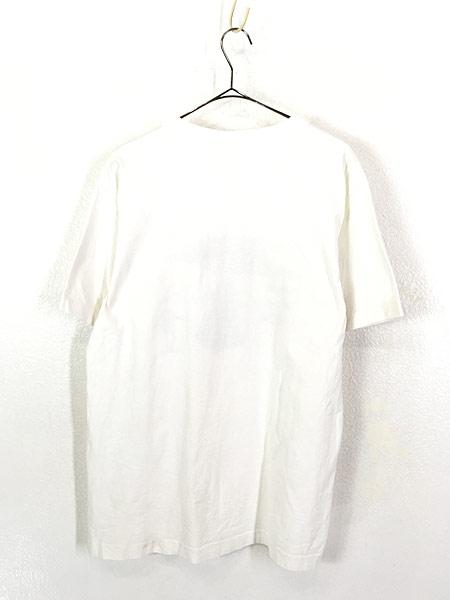 [3] 古着 90s USA製 LOONEY TUNES サム コヨーテ ハーレー Tシャツ L 古着