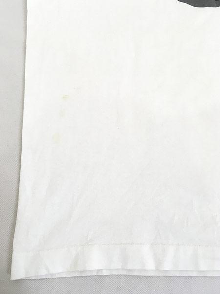 [5] 古着 90s USA製 LOONEY TUNES サム コヨーテ ハーレー Tシャツ L 古着