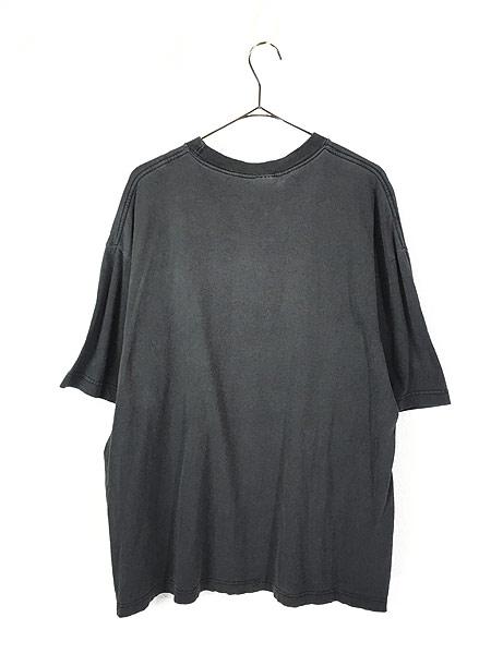 [3] 古着 90s STAR WARS 「THE DARK SIDE」 ダースベイダー Tシャツ XL 古着