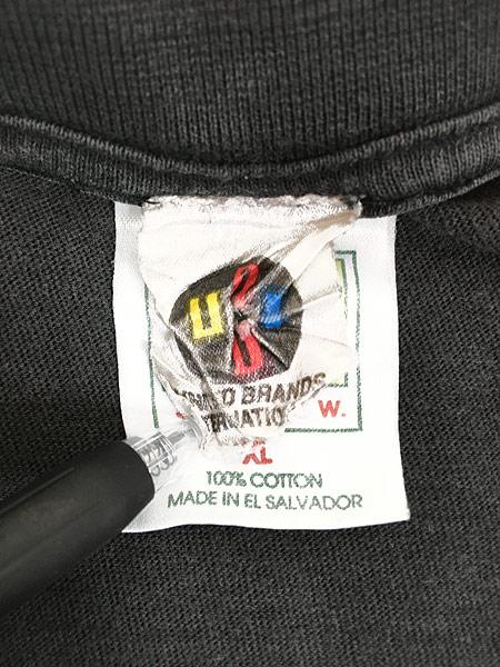 [7] 古着 90s STAR WARS 「THE DARK SIDE」 ダースベイダー Tシャツ XL 古着