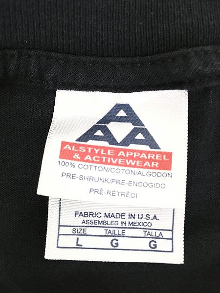 [6] 古着 90s BETTY BOOP ベティ ブープ アメリカン バイク Tシャツ L 古着