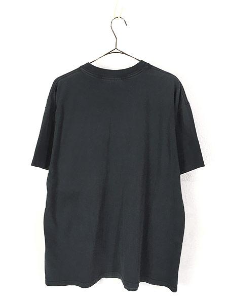 [3] 古着 90s USA製 LOONEY TUNES 大集合 フェイス Tシャツ XL 古着