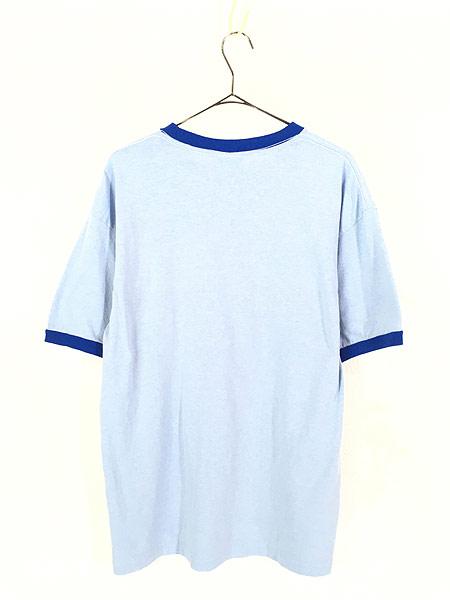 [3] 古着 00s TOM&JERRY トムとジェリー リンガー Tシャツ XL位 古着