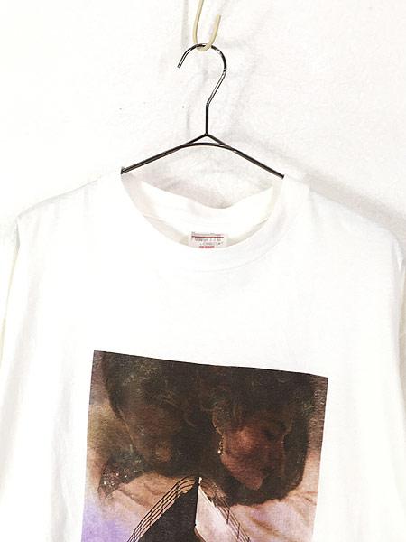 [2] 古着 90s 映画 TITANIC タイタニック フォト オールド ムービー Tシャツ XL 古着