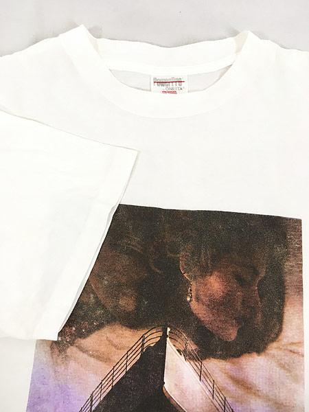 [4] 古着 90s 映画 TITANIC タイタニック フォト オールド ムービー Tシャツ XL 古着