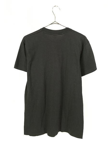 [3] 古着 80s USA製 「LIBERTY」 自由の女神 花火 オールド Tシャツ L 古着