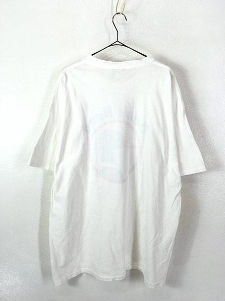 [3] 古着 90s USA製 Duck Head 「Duck Head」 BIGロゴ Tシャツ XL 古着