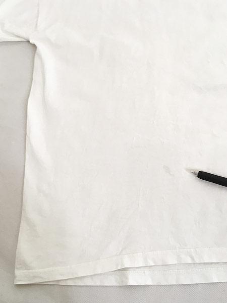 [5] 古着 90s USA製 JERZEES 「JERZEES」 BIG ボックスロゴ Tシャツ XL 古着