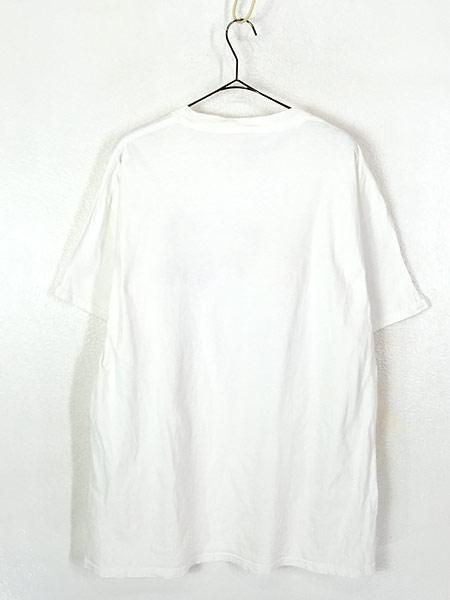 [3] 古着 90s USA製 Fossil 女性 貴婦人 アート Tシャツ XL 古着