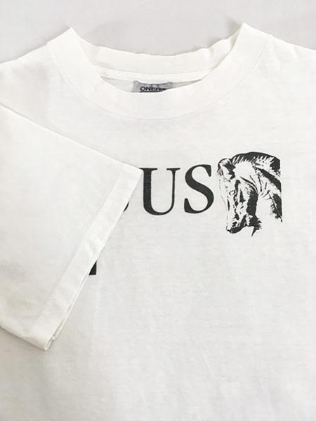 [4] 古着 90s USA製 EQUUS エクウス 戯曲 ミュージカル ムービー Tシャツ XL 古着